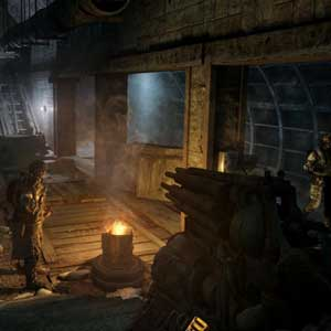 Metro Last Light Redux Ennemi