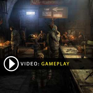 Metro Last Light Redux Gameplay Video