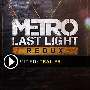 Acheter Metro Last Light Redux Cle Cd Comparateur Prix