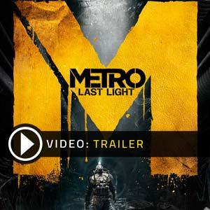 Acheter Metro Last Light Clé CD Comparateur Prix