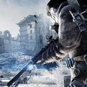 Metro Redux PS4 Personnage