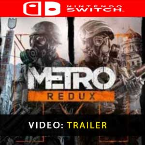 Metro Redux Nintendo Switch Prices Digital or Box Edition