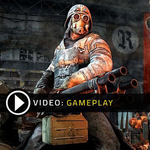 Metro Redux Xbox One Gameplay Video