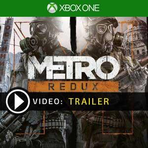 Metro Redux Xbox One en boîte ou à télécharger