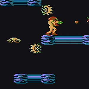 Metroid Nintendo 3DS Gameplay