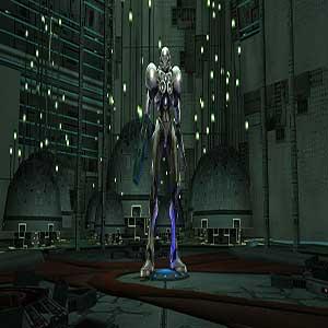 Metroid prime robot