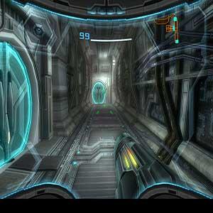 Robot lab tunnel