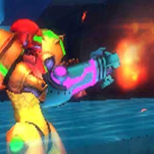 Metroid Samus Returns Gameplay