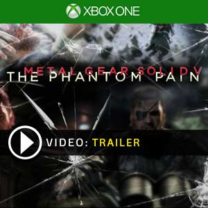 Metal Gear Solid 5 The Phantom Pain Xbox One en boîte ou à télécharger