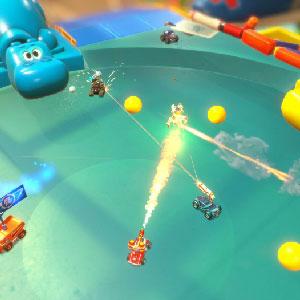 Micro Machines World Series Course de voiture sur table de billard