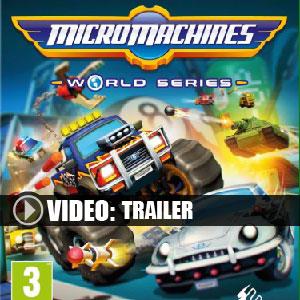 Acheter Micro Machines World Series Clé Cd Comparateur Prix