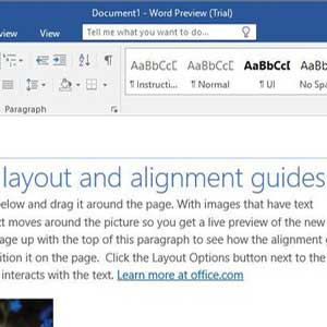 Microsoft Office 2016 Professional Plus Word