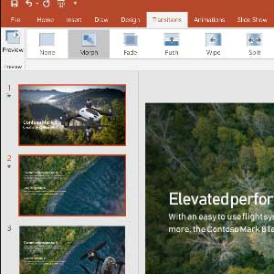 Microsot PowerPoint 2019