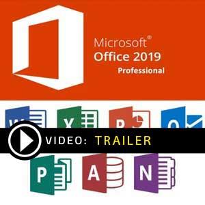 Acheter Microsoft Office Professional 2019 Clé CD Comparateur Prix