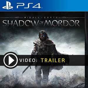 La Terre du Milieu L'Ombre du Mordor PS4 en boîte ou à télécharger
