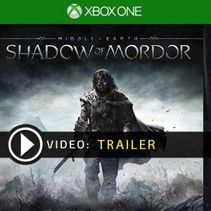 La Terre du Milieu L'Ombre du Mordor Xbox one en boîte ou à télécharger