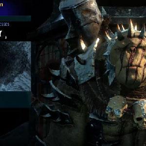 Middle-Earth Shadow of War Talion et son armée