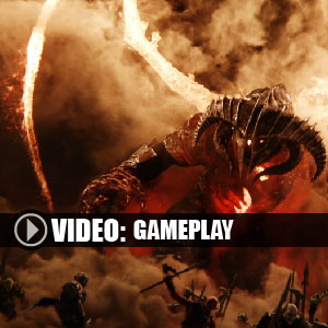 Middle-Earth Shadow of War Gameplay Video
