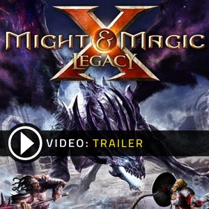 Acheter Might & Magic X Legacy clé CD Comparateur Prix