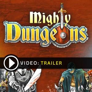Acheter Mighty Dungeons Clé Cd Comparateur Prix