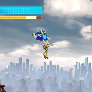 MIGHTY NO 9 Xbox One Gameplay