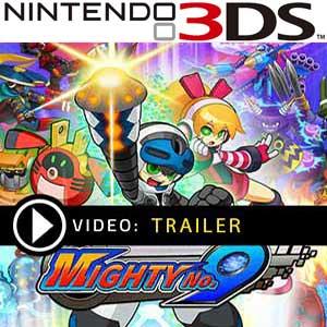 Mighty No. 9 Nintendo 3DS en boîte ou à télécharger