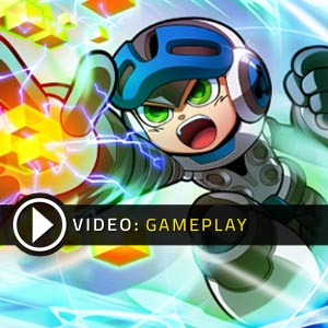 MIGHTY NO 9 Gameplay Video