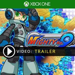 Mighty No 9 Xbox One en boîte ou à télécharger