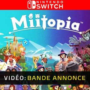 Miitopia Nintendo Switch Bande-annonce vidéo
