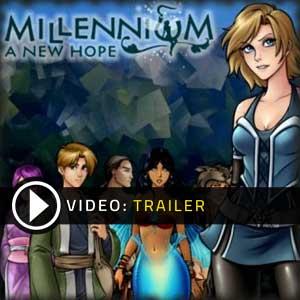 Acheter Millennium A New Hope Cle Cd Comparateur Prix