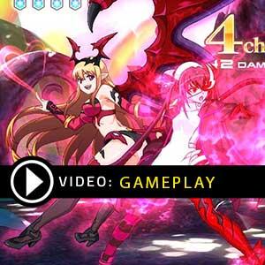 Million Arthur Arcana Blood PS4 Gameplay Video