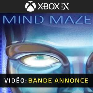 Mind Maze Xbox Series X Bande-annonce Vidéo