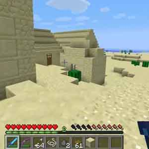Minecraft Xbox One Gameplay