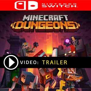 Acheter Minecraft Dungeons Nintendo Switch comparateur prix