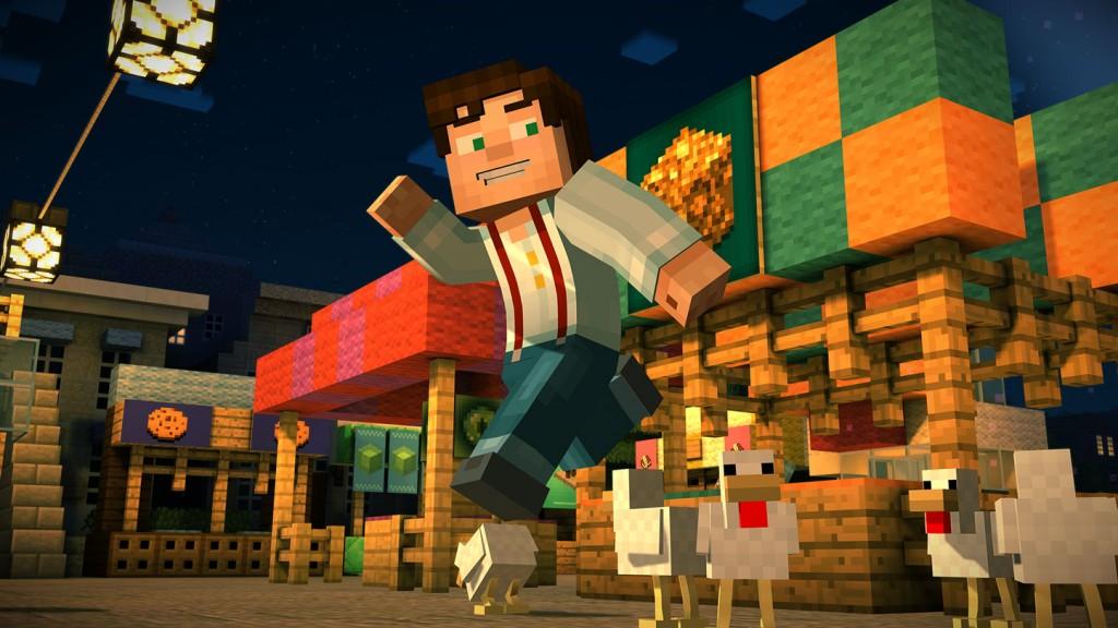 Minecraft Jesse