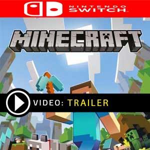 Minecraft Nintendo Switch en boîte ou à télécharger