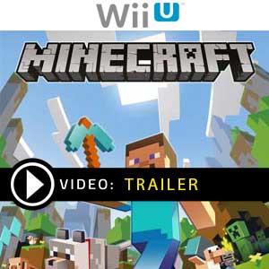 Minecraft Nintendo Wii U en boîte ou à télécharger
