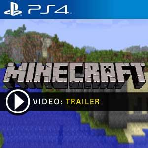 Minecraft PS4 en boîte ou à télécharger