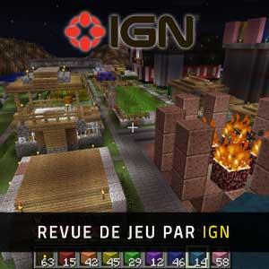 Minecraft Vidéo de jeu