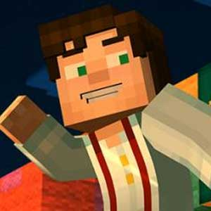 Minecraft Story Mode Personnage