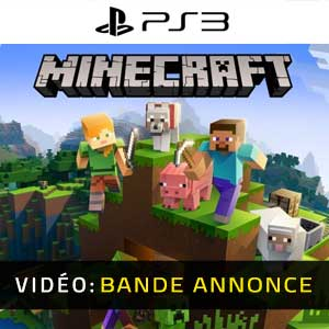 Minecraft Vidéo de la bande annonce