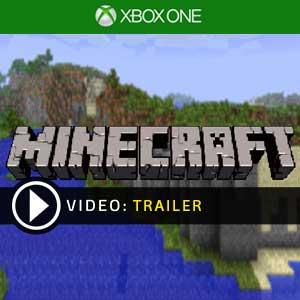 Minecraft Xbox One en boîte ou à télécharger