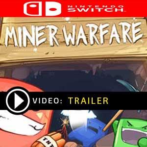 Miner Warfare Nintendo Switch Prices Digital or Box Edition