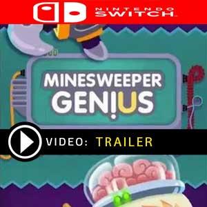 Minesweeper Genius Nintendo Switch en boîte ou à télécharger