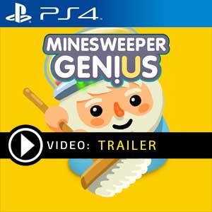 Minesweeper Genius PS4 en boîte ou à télécharger