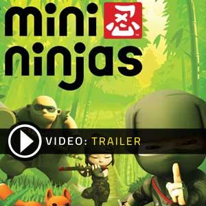 Acheter Mini Ninjas Clé Cd Comparateur Prix