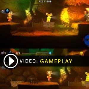 Minna de Waiwai Spelunker Gameplay Video