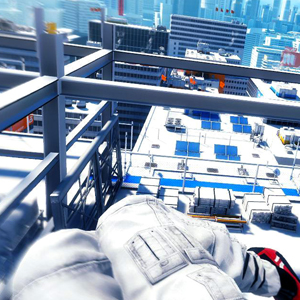 Mirror's Edge Catalyst PS4 Parkour