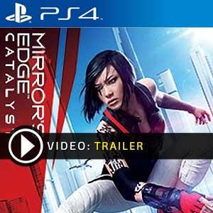 Mirrors Edge Catalyst PS4 en boîte ou à télécharger