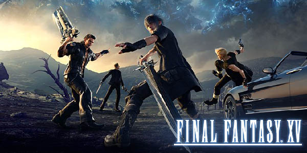 Final Fantasy 15 Mise à jour